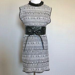 Helmut Lang Linen Tunic Dress